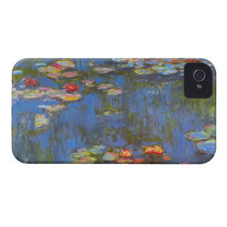 Waterlillies by Claude Monet Blackberry Bold Cover