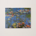 Waterlillies by Claude Monet Jigsaw Puzzle