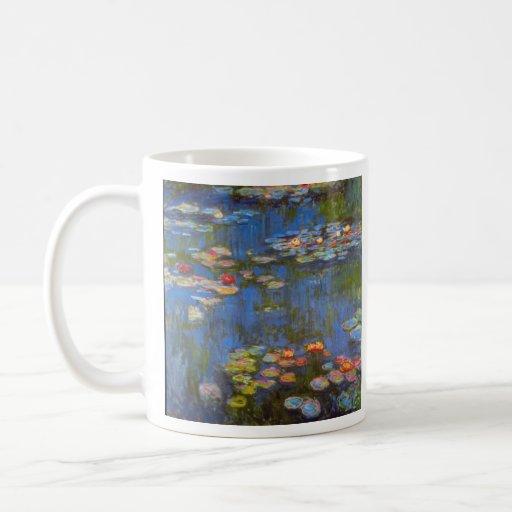 Waterlillies by Claude Monet Coffee Mug