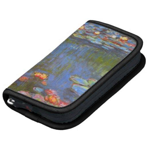Waterlillies by Claude Monet Organizer