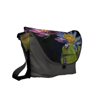 Waterlillies Commuter Bags