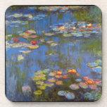 Waterlillies de Claude Monet Posavasos De Bebidas
