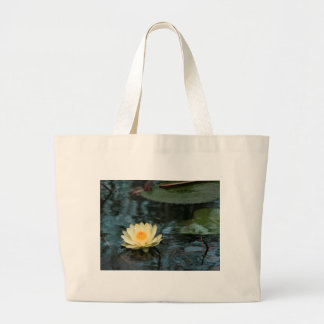 Waterlilly 1 canvas bag