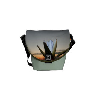 Waterlilly 3 messenger bag