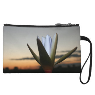 Waterlilly 3 wristlet clutch