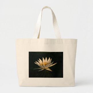 Waterlilly 7 canvas bag