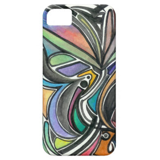Waterlily   Customizable iPhone SE/5/5s Case