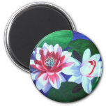 Waterlily Dance Magnet