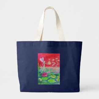 Waterlily dancer Nymphea Bag