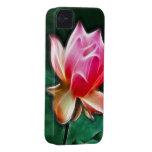 waterlily grande iPhone 4 Case-Mate cárcasa