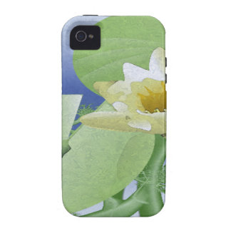 Waterlily iPhone 4/4S Carcasa