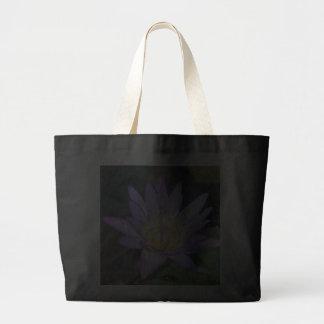 Waterlily Jumbo Tote Bag