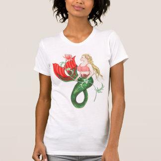 Waterlily Mermaid Fantasy Shirt