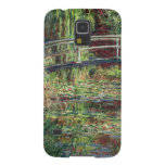 Waterlily Pond: Pink Harmony, 1900 Galaxy S5 Cases