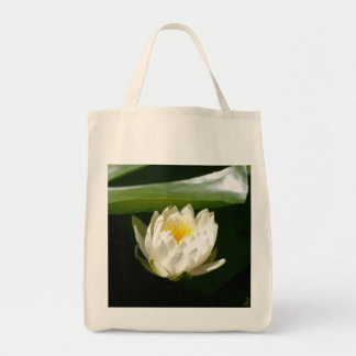 Waterlily Sublime Tote Bag