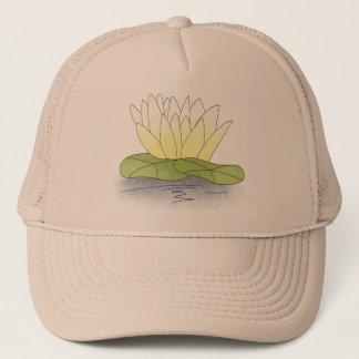 Waterlily Trucker Hat