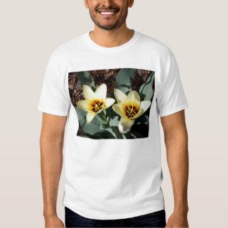 Waterlily Tulip Design T-Shirt
