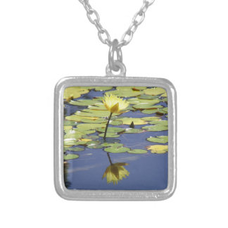 Waterlily with Reflection Pendants