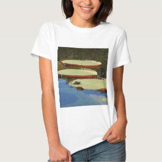 waterlilys remera