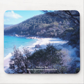 Waterloo Bay Mouse Pads