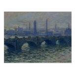 Waterloo Bridge, 1902 Postcards