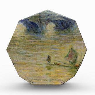 Waterloo Bridge by Claude Monet Acrylic Award