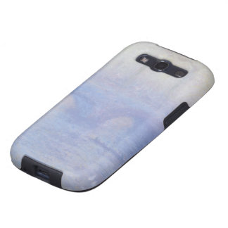 Waterloo Bridge, Effect of Mist by Claude Monet Galaxy S3 Cases