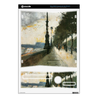 Waterloo Bridge in the Sun by Lesser Ury Skins For The Xbox 360 S