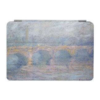 Waterloo Bridge, London, at Sunset, 1904 iPad Mini Cover