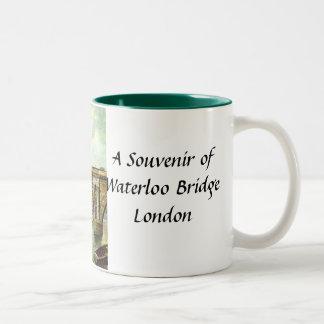 Waterloo Bridge London - Souvenir Mug