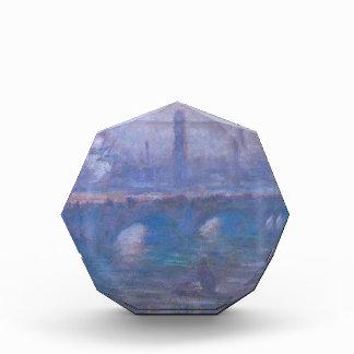 Waterloo Bridge, Misty Morning by Claude Monet Award