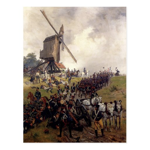 Waterloo Postcard