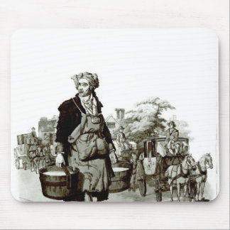 Waterman at a Coach Stand, 1805 Mouse Pad