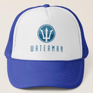 WATERMAN LOGO TRUCKER HAT