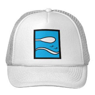Waterman's Harbor Trucker Hat