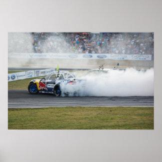 Watermark-free poster - Formula Drift Atlanta 2015