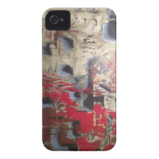 Watermark Wall iPhone 4 Cover