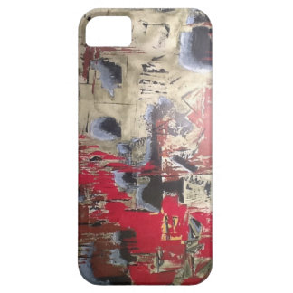 Watermark Wall iPhone SE/5/5s Case