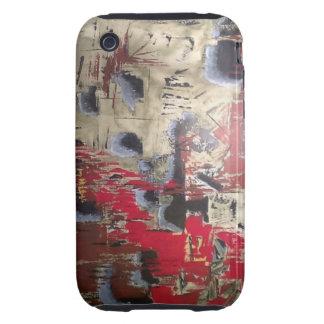 Watermark Wall Tough iPhone 3 Case