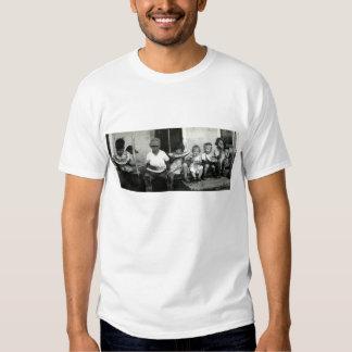 watermellon feast tee shirt