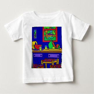 Watermellon Kitchen by Piliero T Shirt
