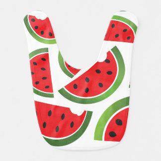 Watermelon Baby Bib