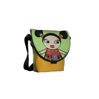 Watermelon baby courier bag