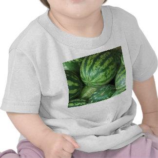 Watermelon background shirt