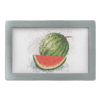 watermelon belt buckle