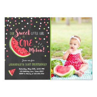 Watermelon Invitations & Announcements | Zazzle