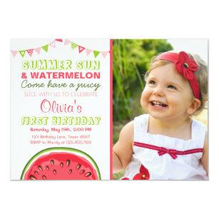 Watermelon Birthday Gifts on Zazzle