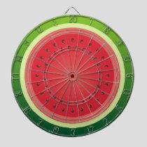 Watermelon Dartboard