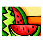 Watermelon Day August 3 Post Cards