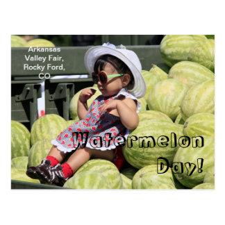 Watermelon Day! Postcards